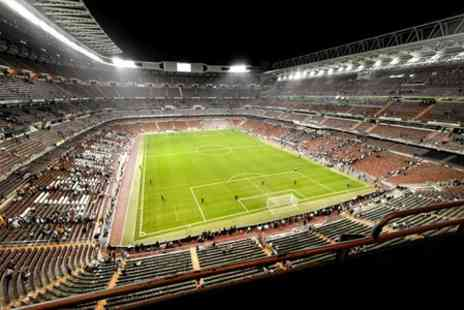 Top Tourisme - Madrid Football Choice of Real Madrid La Liga Match With Two Night 4star Hotel Stay For Two Plus Breakfast - Save 30%