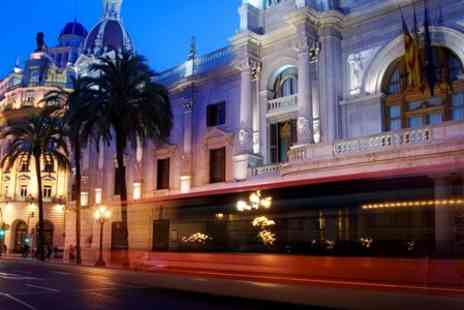 Abba Acteon - In Valencia One Night 4star Stay For Two With Breakfast and Sparkling Wine - Save 39%