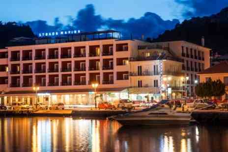 Strada Marina - In Zante Three Night Stay For Two With Breakfast - Save 66%