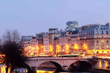 LEdmond Hotel - Paris City Break For Two - Save 46%
