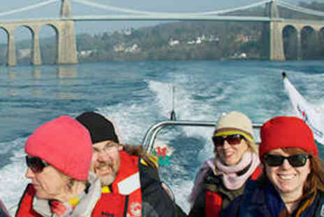 Anglesey Boat Trips - Choice of Two Hour Boat Trip - Save 36%