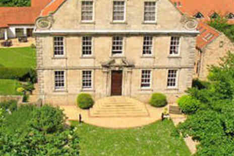 Hellaby Hall Hotel - South Yorkshire Hotel Stay - Save 56%