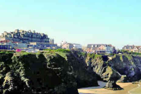 Hotel Victoria - Central Newquay Hotel with Dinner - Save 49%