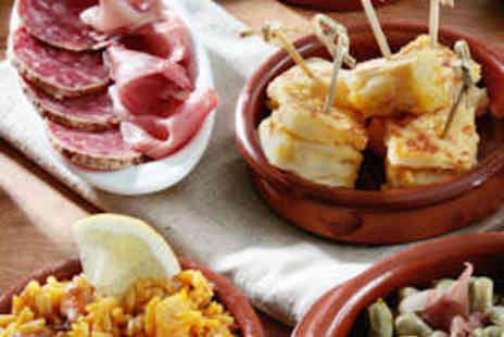 Seven Bar & Grill - All You Can Eat Tapas for Two - Save 53%