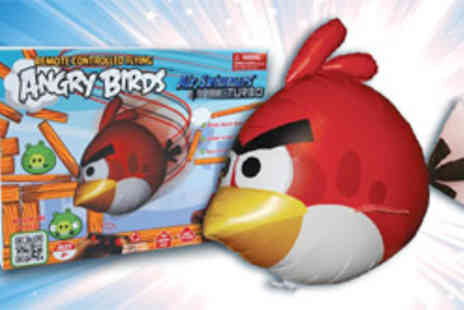 MoneySupermarket Deals - Remote controlled Angry Bird Air Swimmer - Save 70%