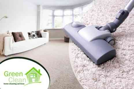 Green Clean - Carpet Cleaning For One Room - Save 63%