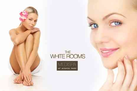 The White Rooms - IPL Hair Removal Six Sessions For One Small Area - Save 51%