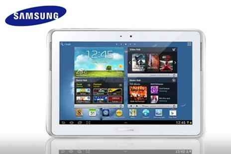 Laptop Outlet - Samsung Galaxy Note 10.1� 16GB Tablet With 1.4GHz Quad-Core Processor - Save 16%