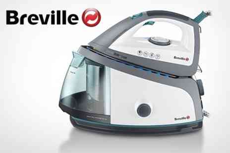 Electrics Warehouse - Breville 2200W Extreme Steam Generator Iron - Save 39%
