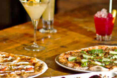 Bloo 88 - Any Stonebaked Classic Pizza and Cocktail for Two - Save 56%