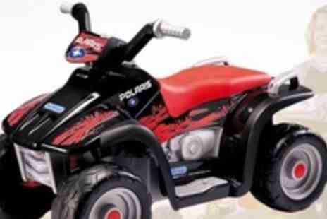 Sim-Buy - Electric Ride On Toy Quad Bike - Save 67%
