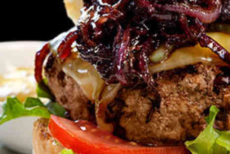 ElboW Bar and Kitchen - Burger and Cocktails for Two - Save 53%