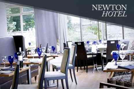 The Newton Hotel - Two Course Bar Meal For Two - Save 53%