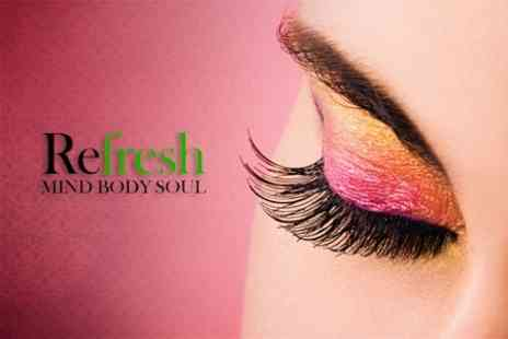 Refresh Mind Body Soul - Noveau Eyelash Extensions - Save 66%