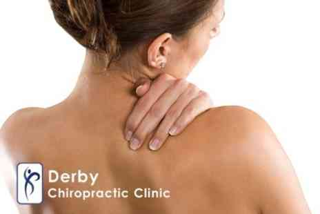 Derby Chiropractic Clinic - Derby Chiropractic Clinic Two Treatments and Consultation - Save 50%