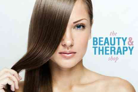 The Beauty and Therapy Shop - Cut With Blow Dry and Conditioning Treatment - Save 65%