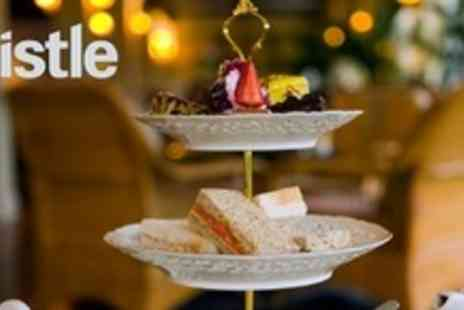 Thistle Hotel - Champagne Afternoon Tea For Two - Save 59%
