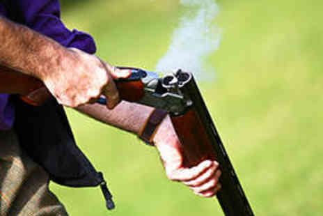 The Shooting Party - Clay Pigeon Shooting Experience - Save 51%
