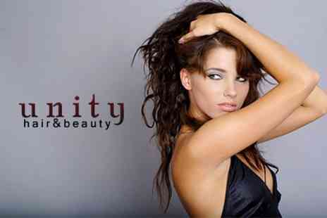 Unity Hair and Beauty - Cut and Finish With Conditioning Treatment - Save 53%