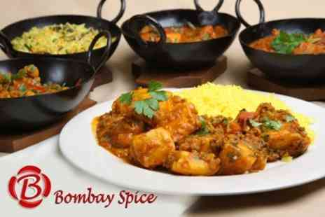 Bombay Spice - Indian Cuisine for Two People - Save 73%