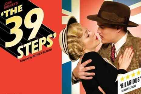 Criterion Theatre - The 39 Steps One Top Price Ticket - Save 61%