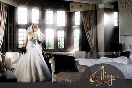 Abbey House Hotel - Cumbria Wedding Package Breakfast and Evening Reception For Up to 80 Plus Honeymoon Suite and Two Guest Rooms - Save 61%