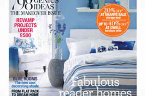 House Beautiful - 12 Issue Subscription - Save 66%