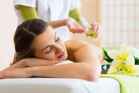 Absolute Indigo - Choice of four 1 hour therapeutic massage treatments - Save 79%