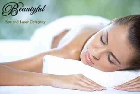Beautyful - Two Treatments Such as Dermalogica Facial and Hot Lava Shell Massage - Save 71%