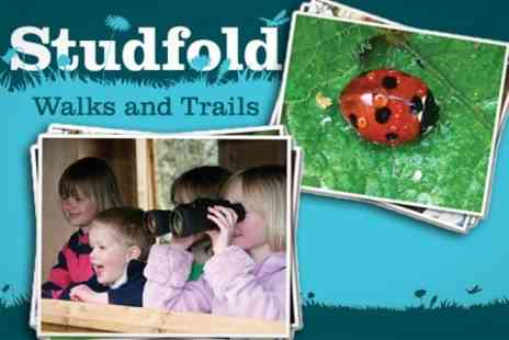 Studfold Walks and Trails - Family Ticket - Save 56%