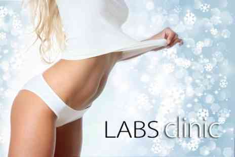 Labs Clinic - Lipoglaze Cryotherapy For Small, Medium or Large Area - Save 88%
