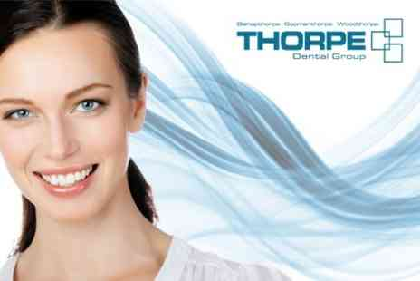 Thorpe Dental Group - Dental Veneers for One Teeth - Save 60%