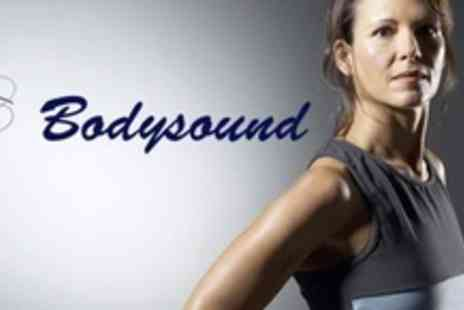 Bodysound - Ten Gold Passes for Gym and Vibration Plate Studio, plus Health Suite with Sauna and Steam Room - Save 84%