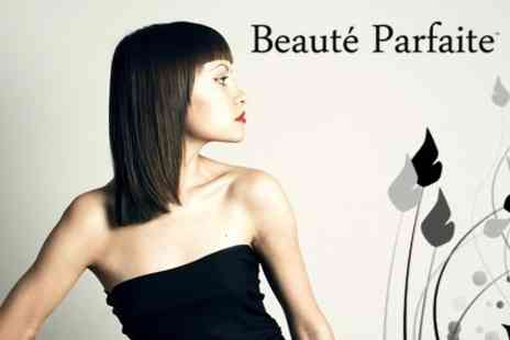 Beaute Parfaite - Brazilian Blow Dry With Cut and Finish - Save 50%