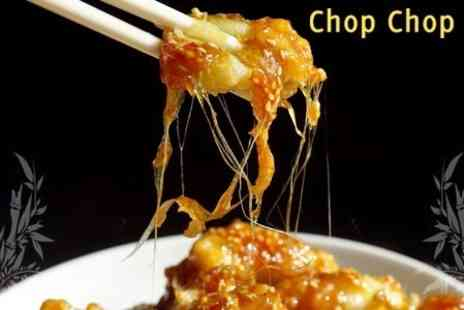 Chop Chop - Chinese Banquet For Two People - Save 51%