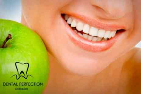 Dental Perfection - Two Dental Veneers Teeth - Save 63%