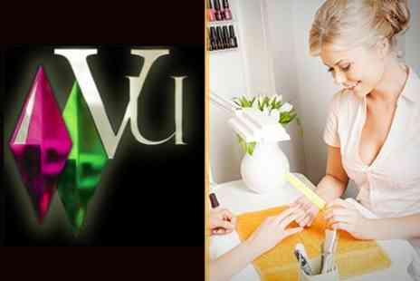 Vu Training Academy - UV Gel Nail Extensions Course With Starter Kit - Save 54%