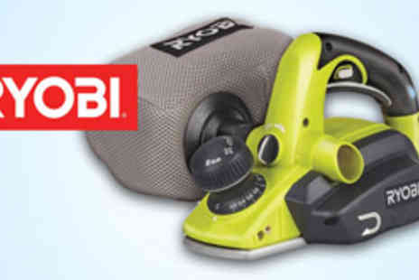 MoneySupermarket Deals - Ryobi 750w Planer - Save 27%