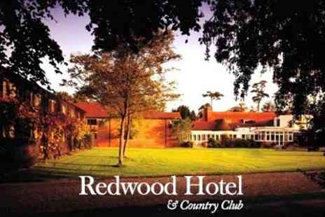 The Redwood Hotel and Country Club - 4 star Redwood Hotel and Country Club for Ten Day Passes With Access to Classes and Facilities Such as Sauna and Pool - Save 92%