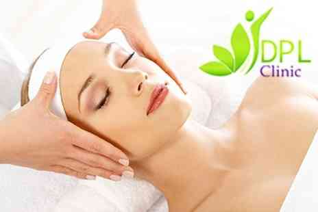 DPL Clinic - Specialist Facials One or Two Treatments from - Save 63%