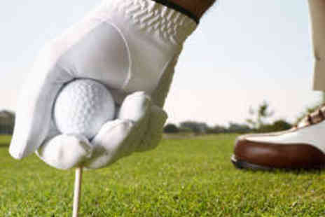 Addington Court Golf Club - 20 Group Golf Lessons - Save 51%