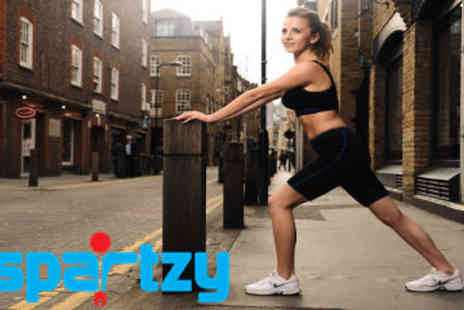 Spartzy Limited - Spartzy Slimming Workout Shorts - Save 50%