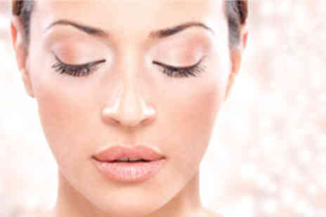 B'Blushed Hair & Beauty - Deep Cleansing Priadara Facial with an Eyebrow Wax and Lash and Brow Tint - Save 50%