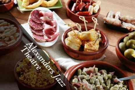 Alexander's Live - Tapas and Sangria For Two or Four - Save 63%