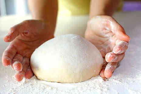 Open Kitchen - 2 Hour bread making class - Save 51%