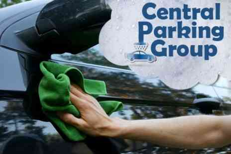 Central Parking Group - Executive Car Valet - Save 68%