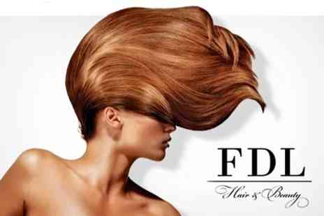 FDL Hair and Beauty - Cut, Wash and Blow Dry Plus Hair Treatment - Save 65%