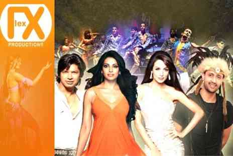 Flex FX - Bollywood Showstoppers Ticket to Shows - Save 48%