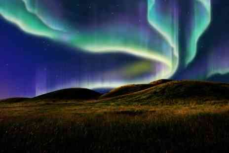 Arctic Adventures - In Iceland Three Night Stay For Two With Northern Lights Tour, Activities and Airport Transfers Plus Meals - Save 15%