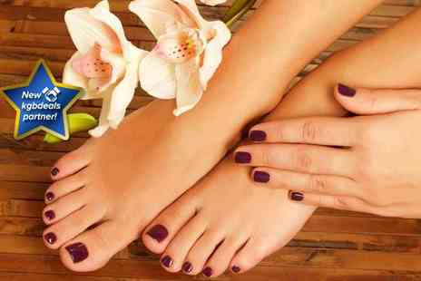Eclipse Hair & Beauty - Luxury pamper package including a facial, 30 minute massage, manicure and pedicure - Save 50%